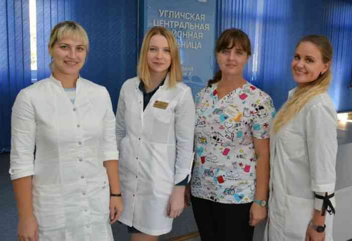 Четыре новых врача в Угличской ЦРБ