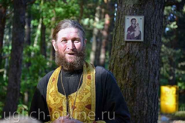 Под Угличем открылся Слет православной молодежи