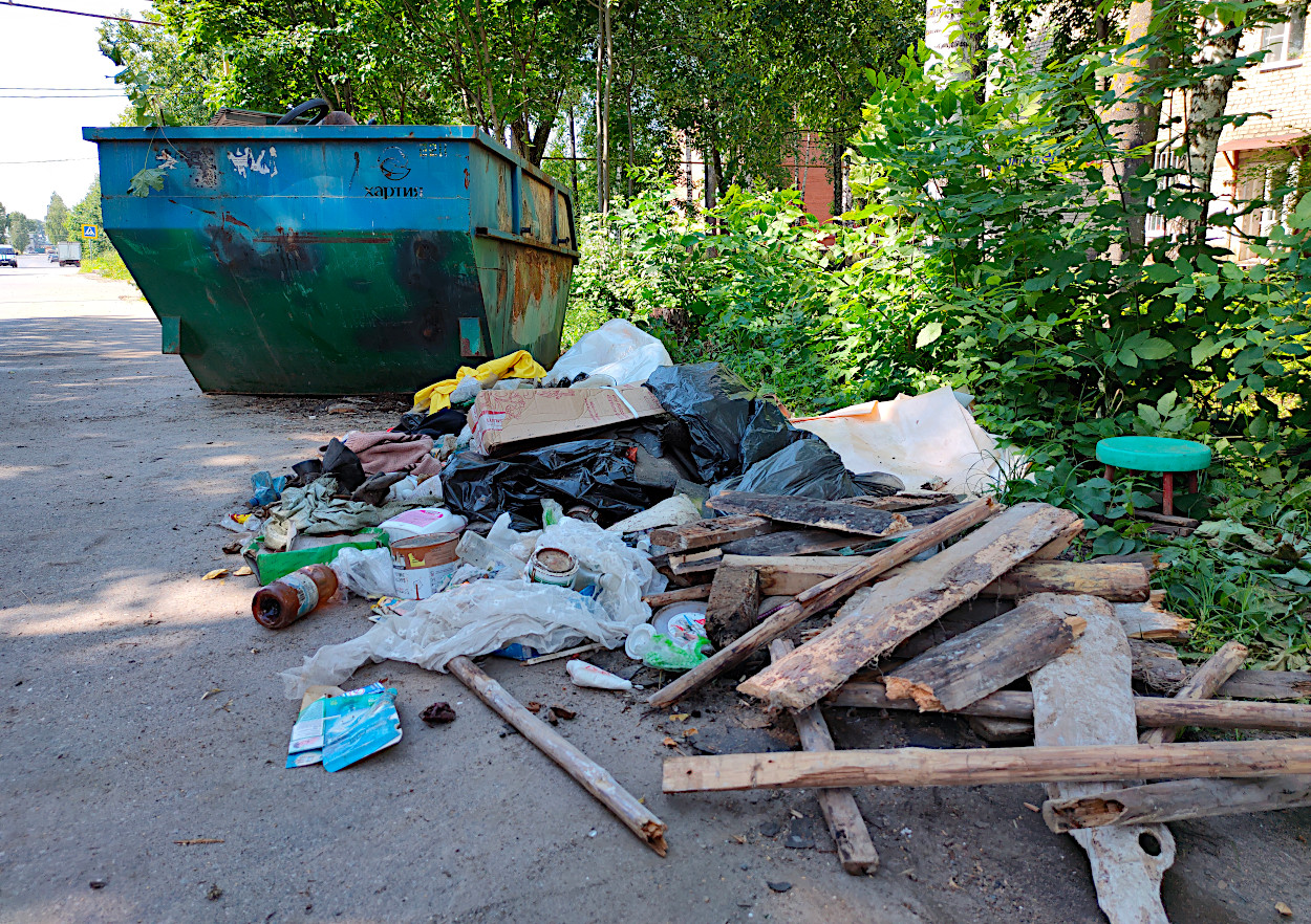 строительный мусор это тбо
