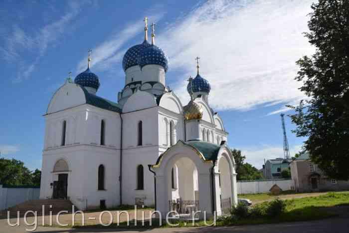 Величайшая святыня ХХ века впервые посетит Углич