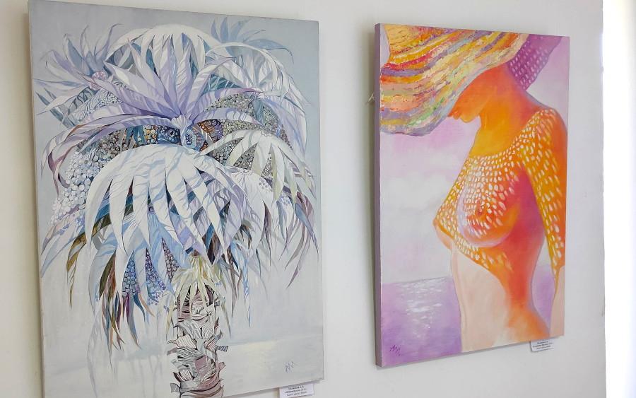 В Угличе в Доме дружбы на набережной Волги открылась выставка из Кимр